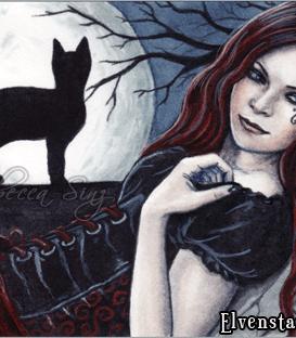 Gothic Moon