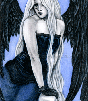 Sapphire Angel