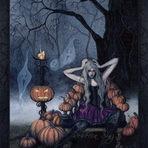 PumpkinQueenPrint