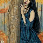 Samhain Original Painting