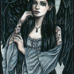 Obsidian Limited Edition ACEO Prints