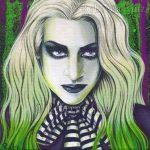 Ghoul Original Painting