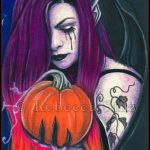 Demon's Night Limited Edition ACEO Prints