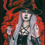 Black Magic Limited Edition ACEO Prints