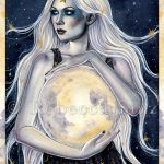 The Moon And The Stars Prints