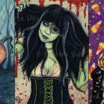 Halloween Series 5 x 7