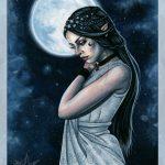 Elven Moon Prints