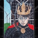 King of Wands Prints