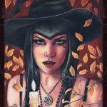 Autumn Magick Prints