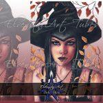 Autumn Magick PSP Tube