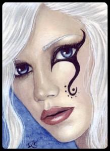 Sapphire Stare