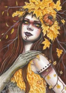 Autumn Dryad