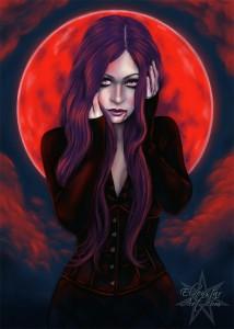 Blood Moon - Digital Version