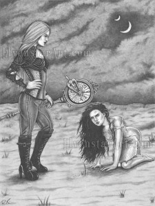 Thomasina And Clara