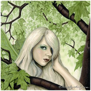 Fairy of the Summer Green