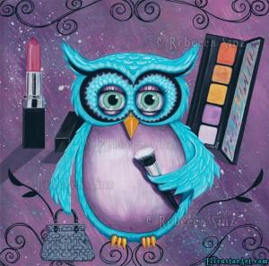 Glam Owl