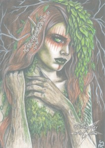 Seasonal Dryads